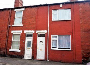 Thumbnail 2 bedroom terraced house for sale in Victoria Street, Hemsworth, Pontefract