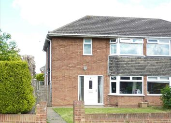 Thumbnail 3 bedroom semi-detached house for sale in Langdale Avenue, Scartho, Grimsby