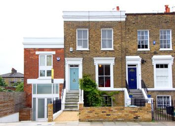 Thumbnail 3 bed end terrace house to rent in Culford Road, De Beauvoir, Hackney, London