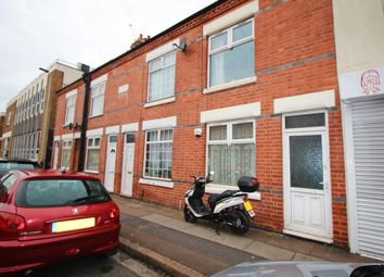 Thumbnail 2 bed terraced house for sale in Gedding Road, Evington