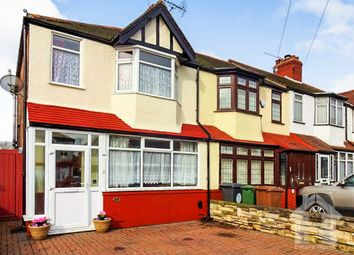 Thumbnail 2 bedroom end terrace house for sale in York Road, London