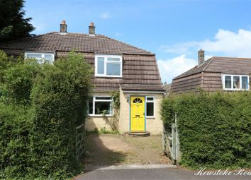 Thumbnail 2 bed semi-detached house for sale in Kewstoke Road, Combe Down, Bath