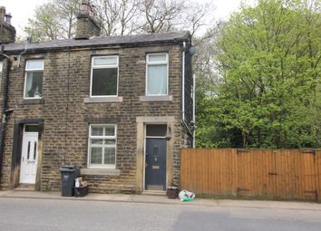 Thumbnail 2 bed terraced house to rent in Rose Villas, Hebden Bridge