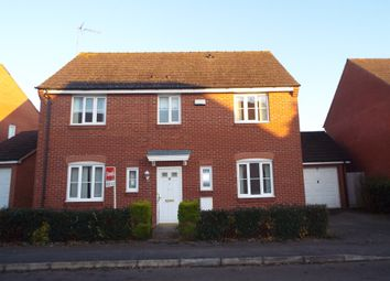 4 bed detached house for sale in Rose Close, Corby NN18