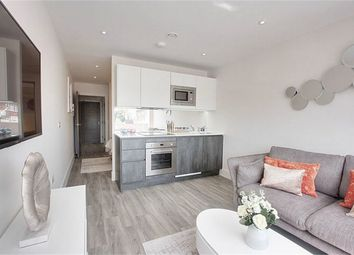 Thumbnail 1 bed flat for sale in Inspira House, Martinfield, Welwyn Garden City, Hertfordshire