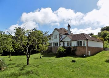 Thumbnail 5 bed detached house for sale in Old Brighton Road, Lewes