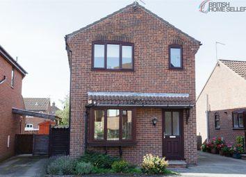 Thumbnail 3 bed detached house for sale in Feversham Drive, Kirkbymoorside, York