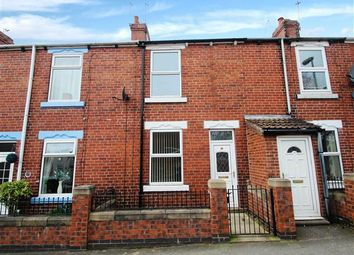 Thumbnail 3 bed terraced house to rent in Regent Street, South Elmsall, Pontefract