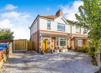 Thumbnail 3 bed semi-detached house for sale in Park Estate, Shavington, Crewe, Cheshire