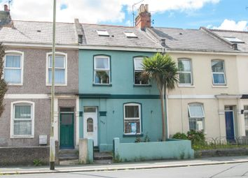Thumbnail 3 bedroom terraced house to rent in St. Levan Road, Plymouth