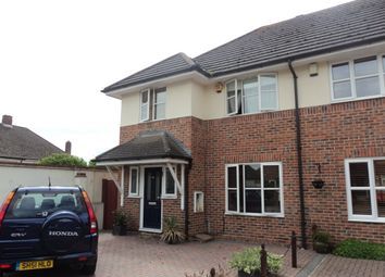 Thumbnail 3 bed semi-detached house for sale in Silver Birch Mews, Chigwell/Hainault Borders