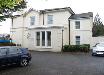 Thumbnail 2 bed flat to rent in Newton Road, Torquay