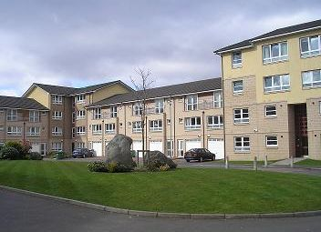 Thumbnail 3 bedroom flat to rent in Whitehill Court, Dennistoun, Glasgow G31,
