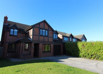 Thumbnail 5 bed detached house for sale in Trinity Gardens, Thornton