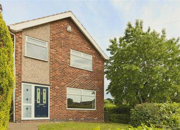 Thumbnail 3 bed detached house for sale in Lorimer Avenue, Gedling, Nottinghamshire