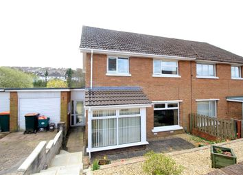 Thumbnail 3 bed semi-detached house for sale in Vancouver Drive, Newport