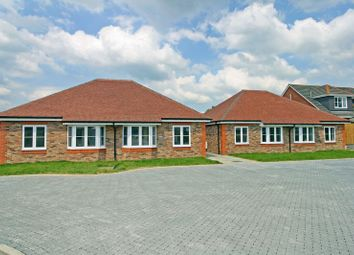 Thumbnail 2 bed semi-detached bungalow for sale in Tewkesbury Avenue, Fareham