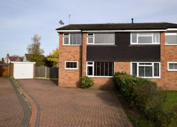 Thumbnail 4 bed semi-detached house to rent in Mallard Close, Kelvedon, Colchester