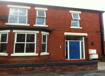 Thumbnail 1 bed flat to rent in Lovely Lane, Warrington