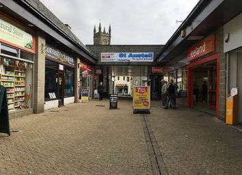 Thumbnail Retail premises to let in 3, Old Vicarage Place, St Austell