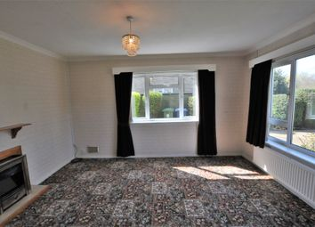 Thumbnail 3 bed detached bungalow for sale in Earith Road, Willingham, Cambridge