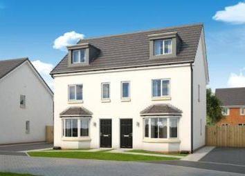 Thumbnail 3 bed semi-detached house for sale in Lyons Gate, Heathfield Road, Ayr, South Ayrshire
