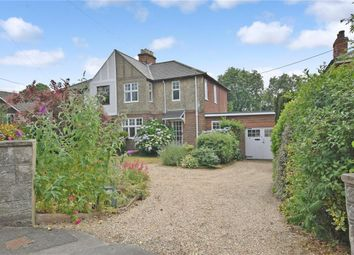 Thumbnail 3 bed semi-detached house for sale in Lushington Hill, Wootton Bridge, Ryde, Isle Of Wight