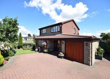 Thumbnail 3 bed detached house for sale in Longlands Road, Ossett