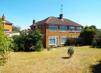 Thumbnail 3 bed semi-detached house for sale in Holmwood Close, Dunstable, Bedfordshire