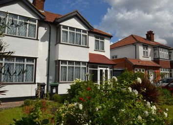 Thumbnail 3 bed semi-detached house to rent in Warren Drive North, Tolworth, Surbiton