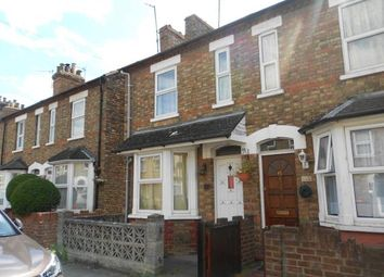Thumbnail 3 bed end terrace house for sale in Edward Road, Bedford, Bedfordshire