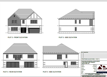 Thumbnail 4 bed detached house for sale in Convent Grove Parbold, Parbold