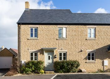 Thumbnail 3 bed semi-detached house for sale in Lysander Way, Moreton-In-Marsh