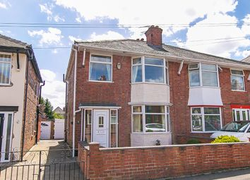 Thumbnail 3 bed semi-detached house for sale in Cliff Road, Carlton, Nottingham