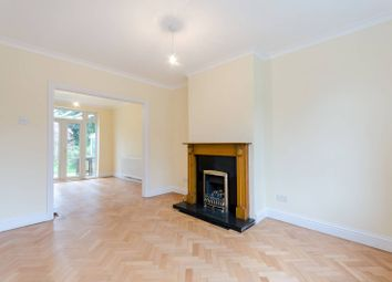Thumbnail 4 bed semi-detached house for sale in Auckland Close, Crystal Palace, London SE192Da