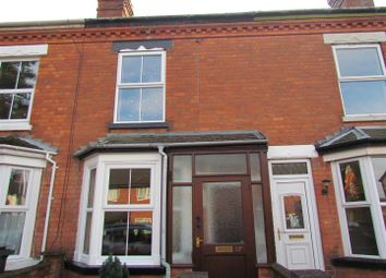 Thumbnail 3 bed terraced house for sale in Church Road, Worcester