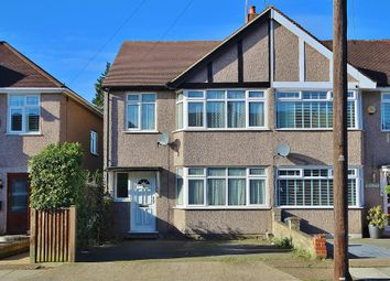 Thumbnail 4 bed end terrace house for sale in Denecroft Crescent, Hillingdon, Middlesex