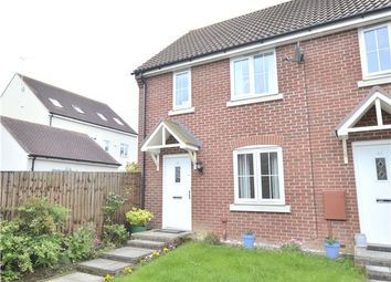 Thumbnail 2 bed end terrace house for sale in Sapphire Way, Brockworth, Gloucester