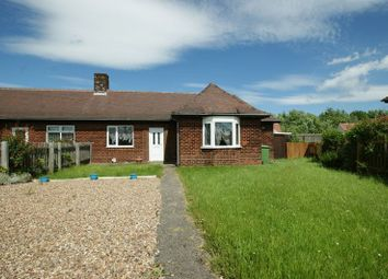 Thumbnail 2 bed semi-detached bungalow to rent in Coronation Drive, Shirebrook, Mansfield