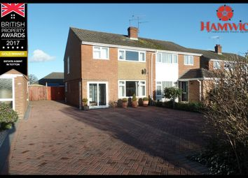 Thumbnail 3 bed semi-detached house for sale in Fritham Close, Southampton
