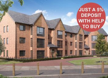 "Thumbnail 2 bedroom flat for sale in ""Foxton 1"" at Beggars Lane, Leicester Forest East, Leicester"