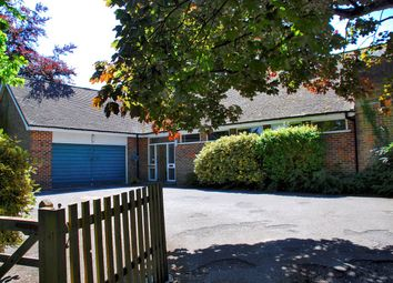 Thumbnail 3 bed detached bungalow for sale in Rhinefield Road, Brockenhurst