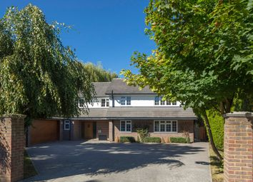 Thumbnail 4 bed detached house for sale in Bracondale, Esher