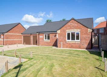 Thumbnail 2 bedroom detached bungalow for sale in Clipbush Business Park, Hawthorn Way, Fakenham