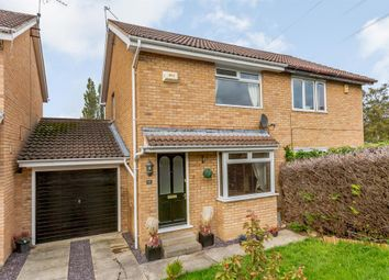 Thumbnail 2 bed semi-detached house for sale in Nunnington Crescent, Harrogate
