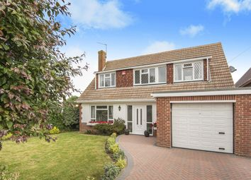 Thumbnail 4 bed detached house for sale in Saint Helens Road, Hayling Island