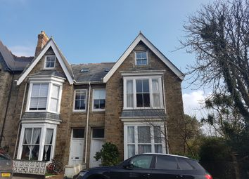 Thumbnail 1 bed flat to rent in Morrab Road, Penzance