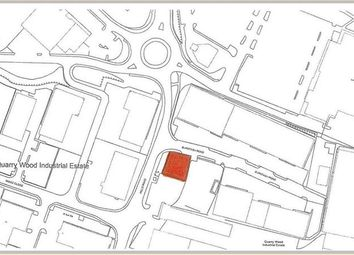 Thumbnail Land to let in Car Park Site, Burnt Ash Road, Quarry Wood Industrial Estate, Aylesford, Kent