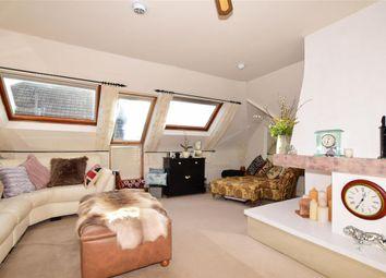 Thumbnail 3 bed maisonette for sale in Turketel Road, Folkestone, Kent