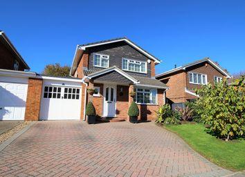 Thumbnail 4 bed detached house for sale in Lavender Road, Kempshott, Basingstoke